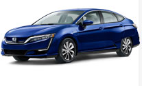 New 2017 Honda CLARITY