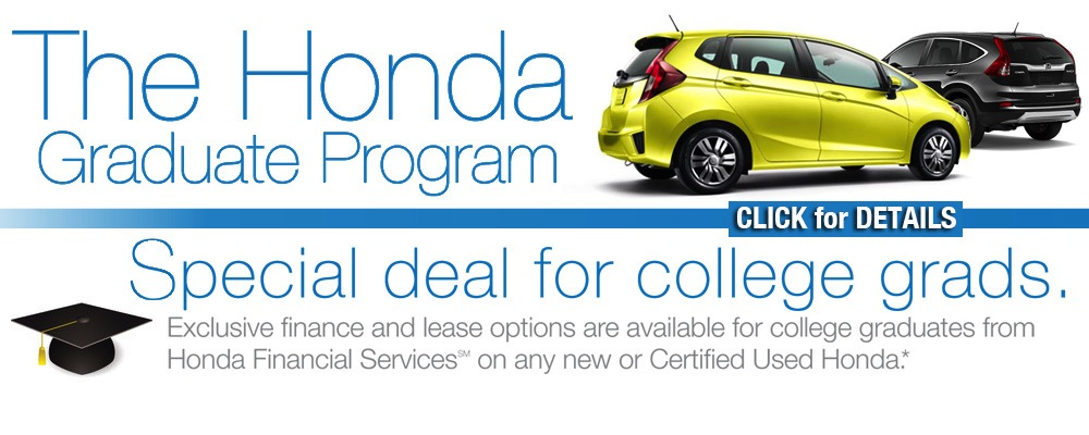 Current specials on all new and used hondas leasing for University honda corvallis